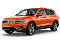 New Volkswagen Tiguan Limited in San Diego